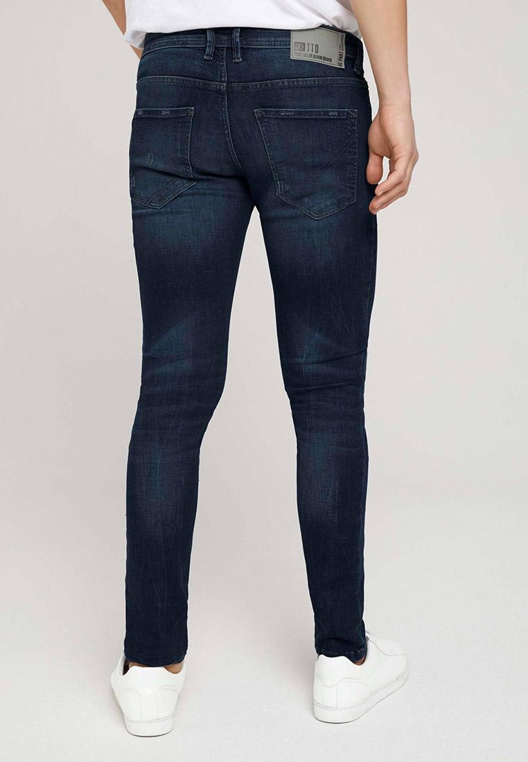 Зауженные джинсы Tom Tailor Denim 1026640: изображение 2
