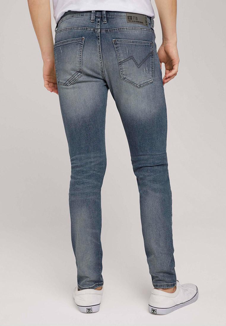Зауженные джинсы Tom Tailor Denim 1026642: изображение 2