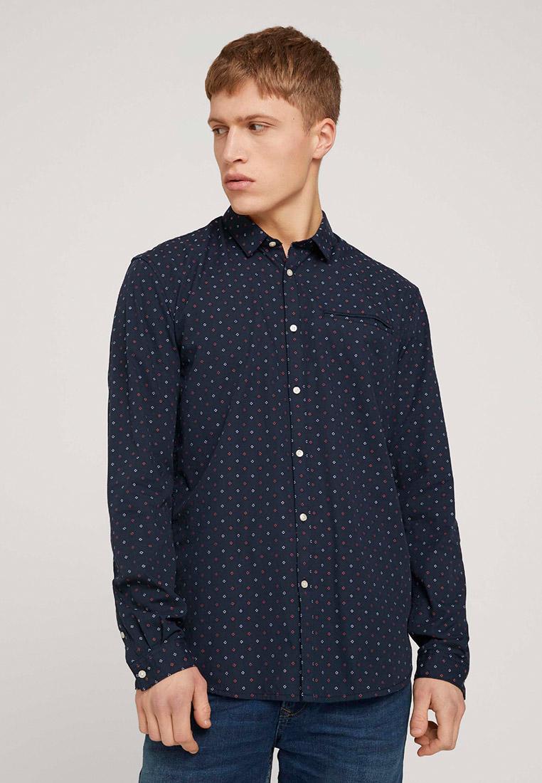 Рубашка с длинным рукавом Tom Tailor Denim 1026646
