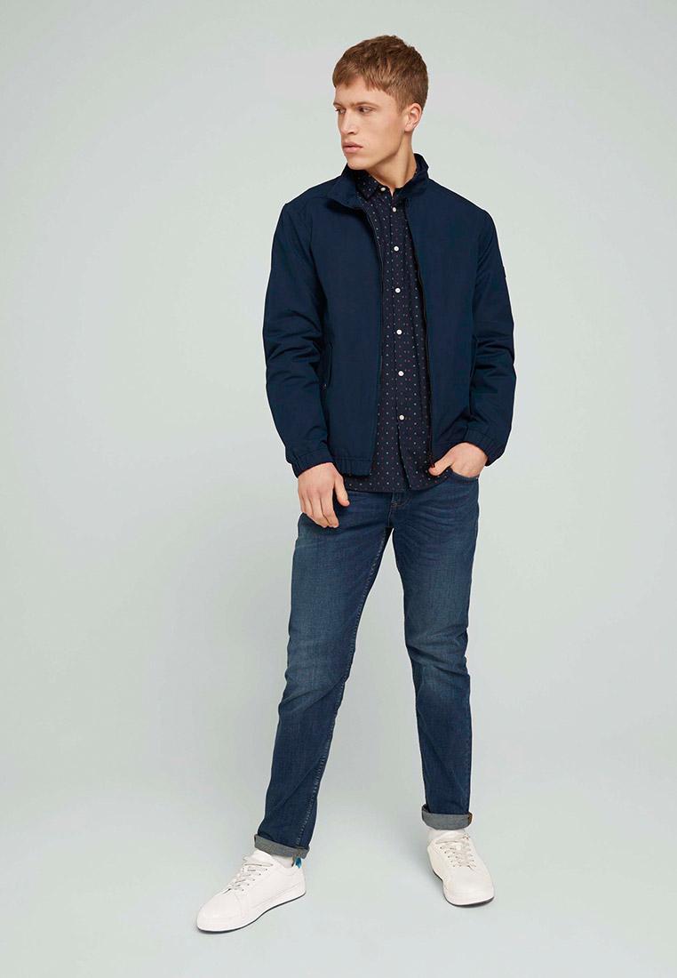 Рубашка с длинным рукавом Tom Tailor Denim 1026646: изображение 3