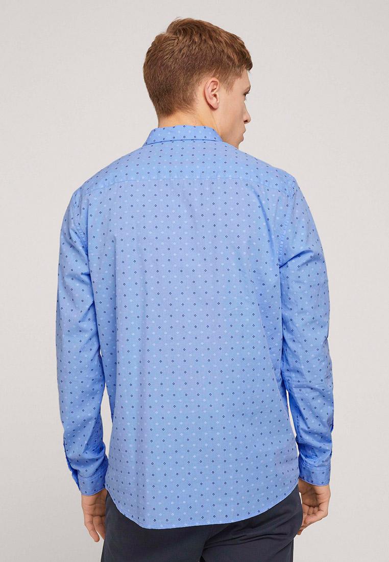 Рубашка с длинным рукавом Tom Tailor Denim 1026646: изображение 2