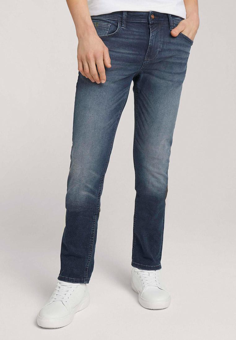 Зауженные джинсы Tom Tailor Denim 1021336: изображение 1