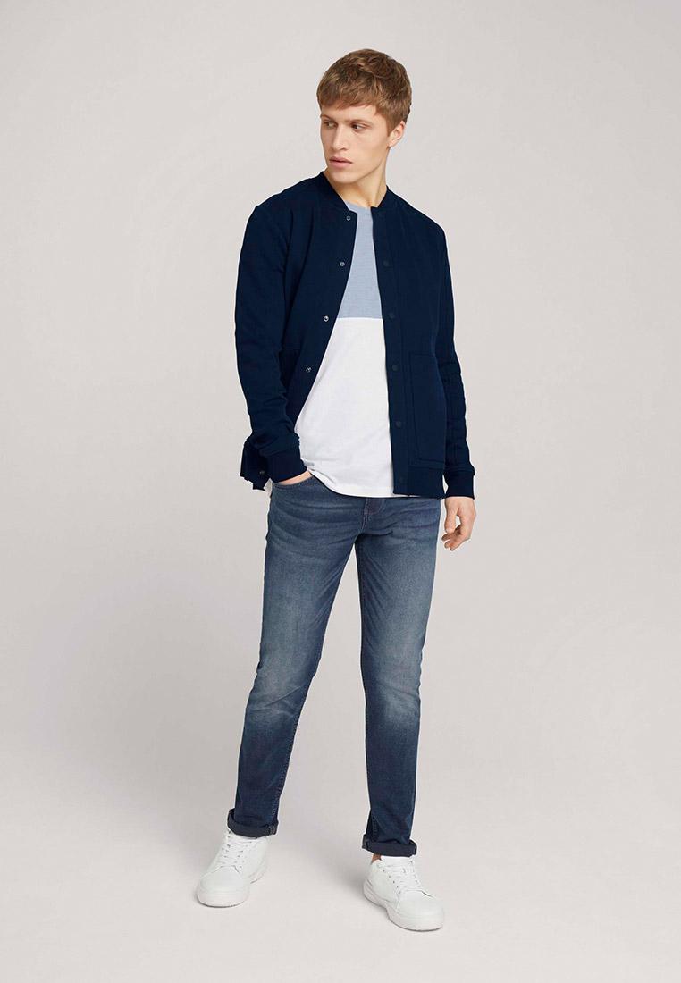 Зауженные джинсы Tom Tailor Denim 1021336: изображение 3