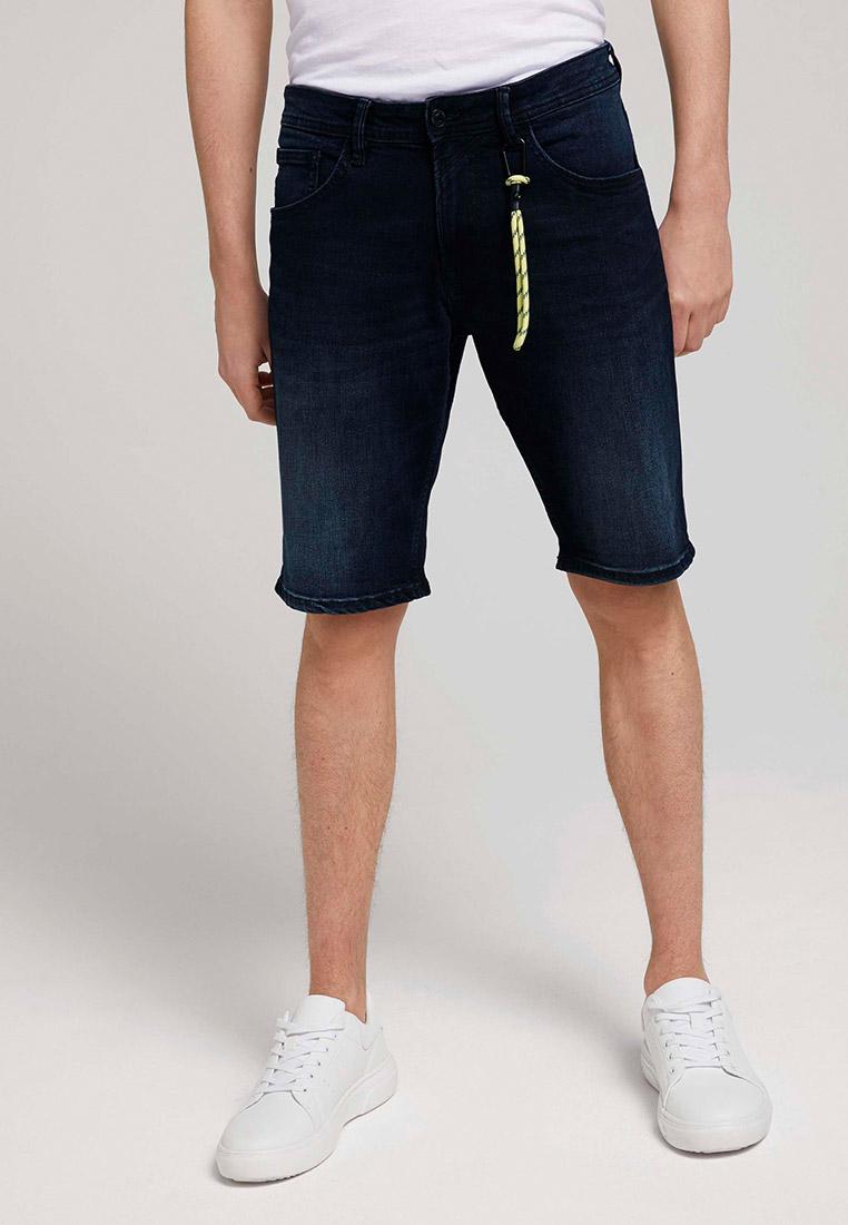 Мужские джинсовые шорты Tom Tailor Denim 1024511