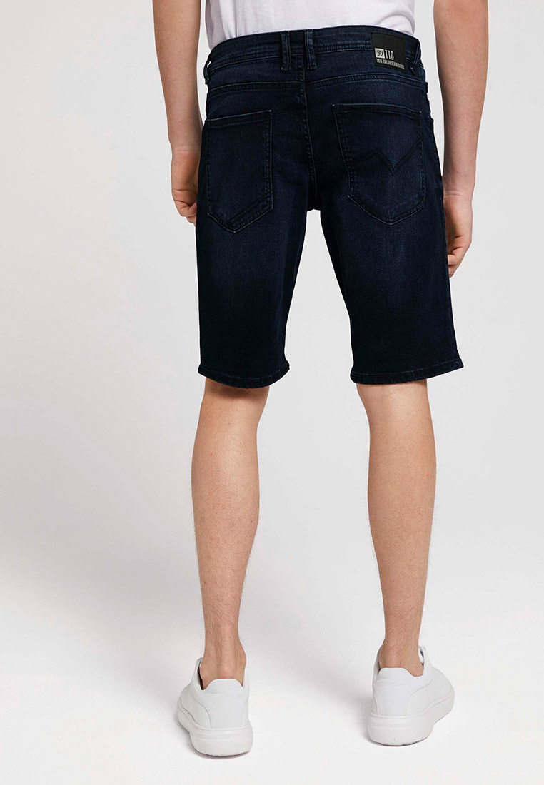 Мужские джинсовые шорты Tom Tailor Denim 1024511: изображение 2