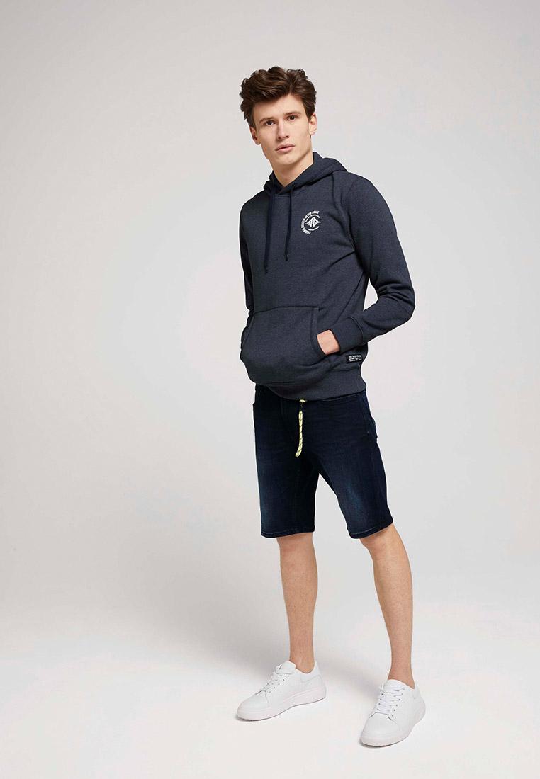 Мужские джинсовые шорты Tom Tailor Denim 1024511: изображение 3