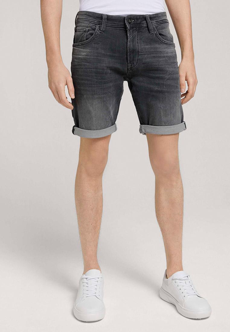 Мужские джинсовые шорты Tom Tailor Denim 1024512
