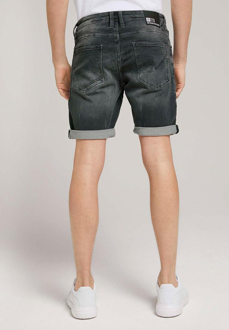 Мужские джинсовые шорты Tom Tailor Denim 1024512: изображение 2