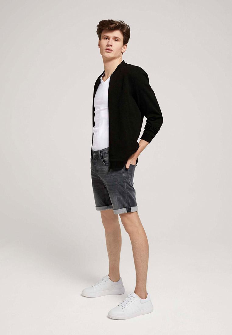 Мужские джинсовые шорты Tom Tailor Denim 1024512: изображение 3