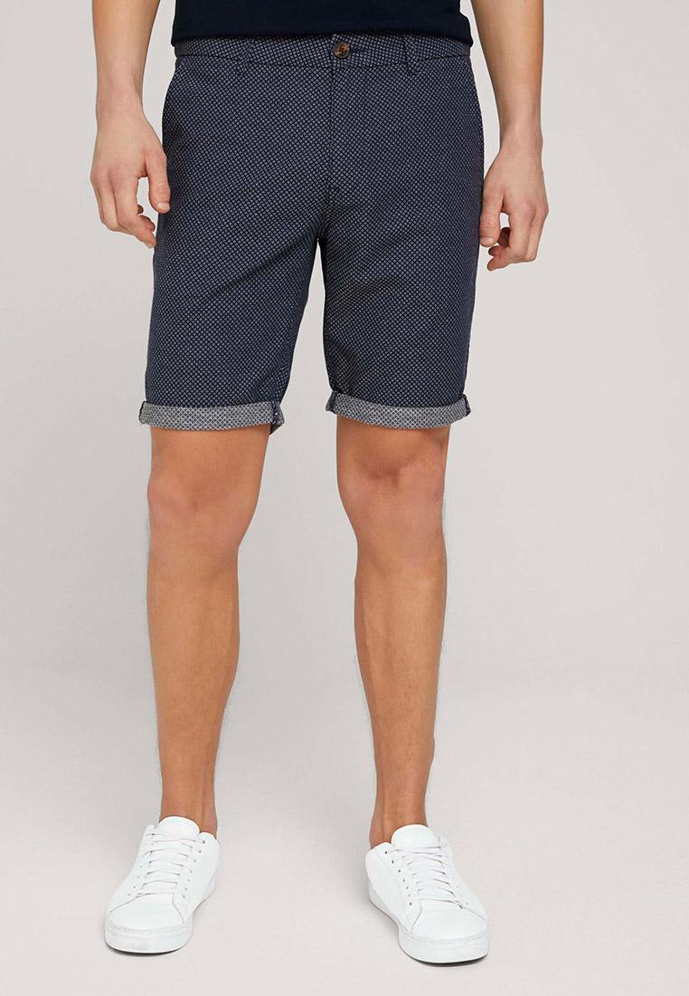 Мужские повседневные шорты Tom Tailor Denim 1024574: изображение 1