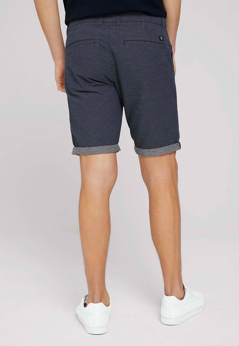 Мужские повседневные шорты Tom Tailor Denim 1024574: изображение 2