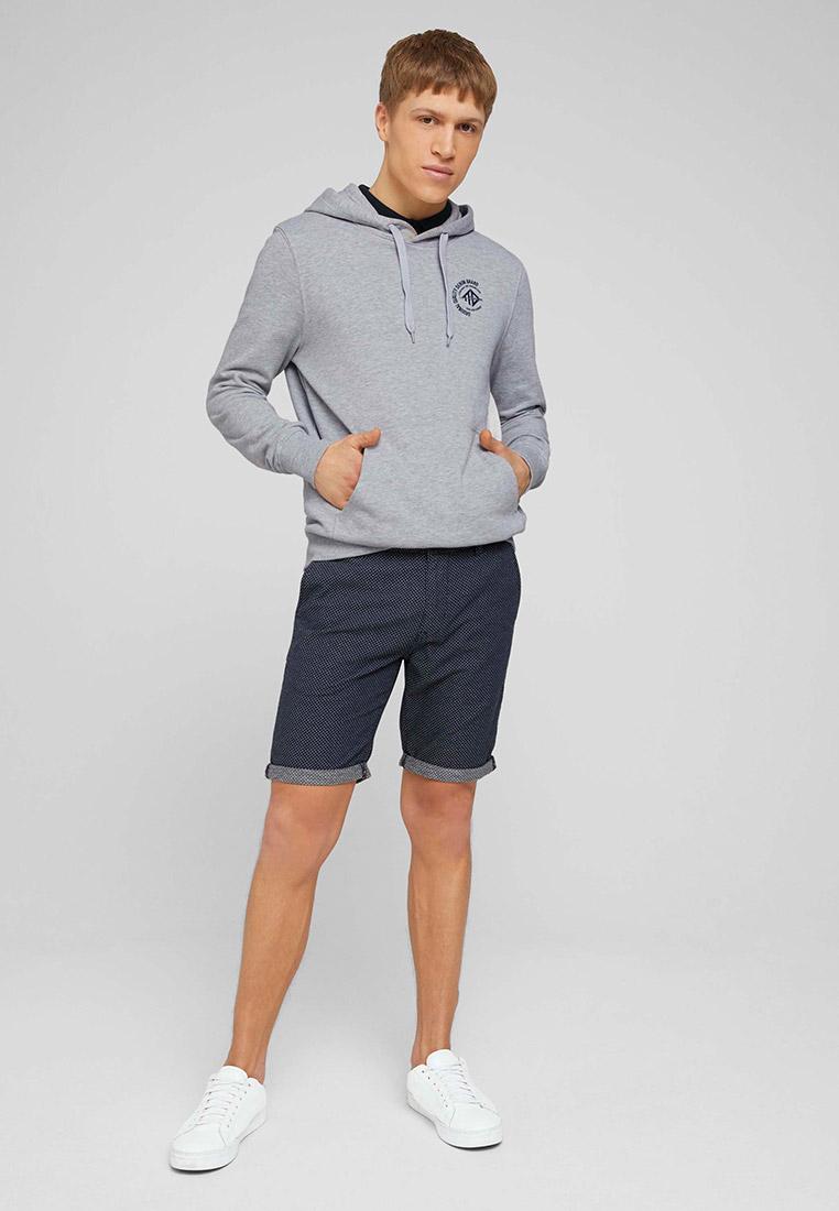 Мужские повседневные шорты Tom Tailor Denim 1024574: изображение 3