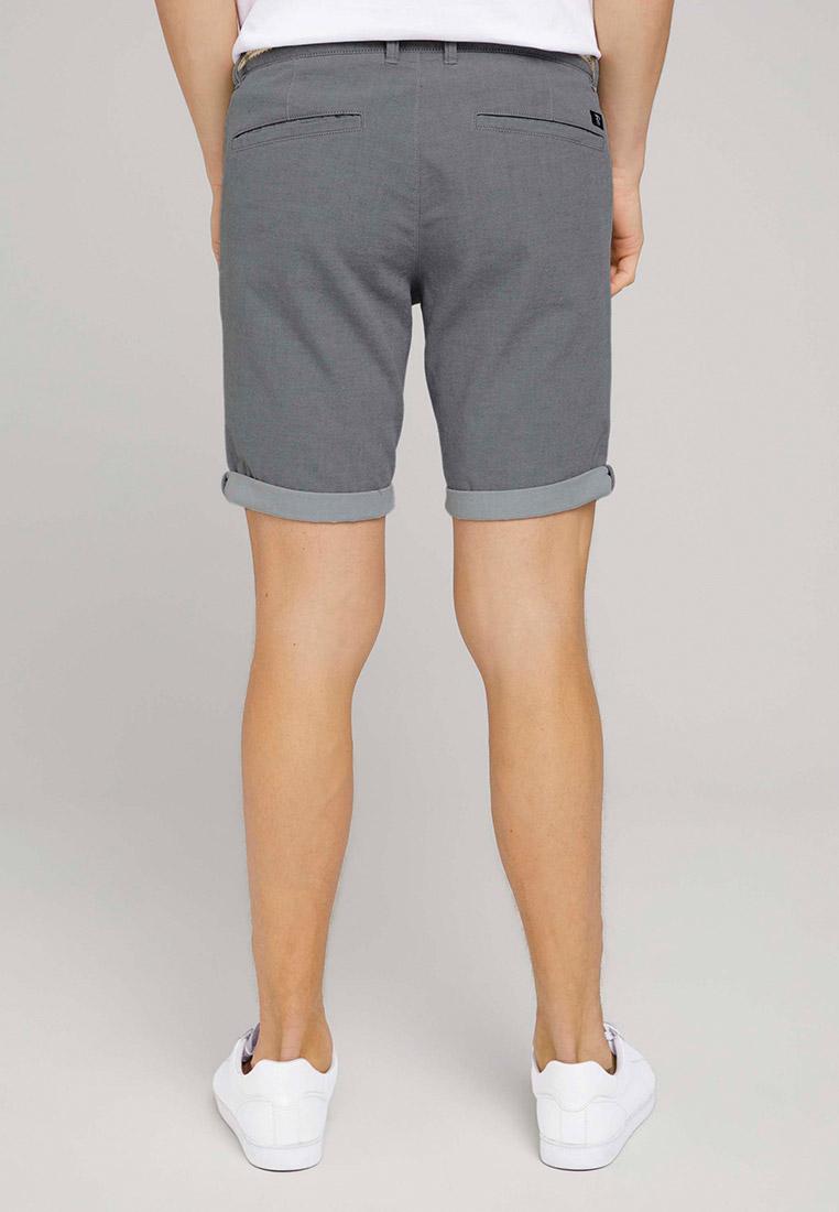 Мужские повседневные шорты Tom Tailor Denim 1024576: изображение 2