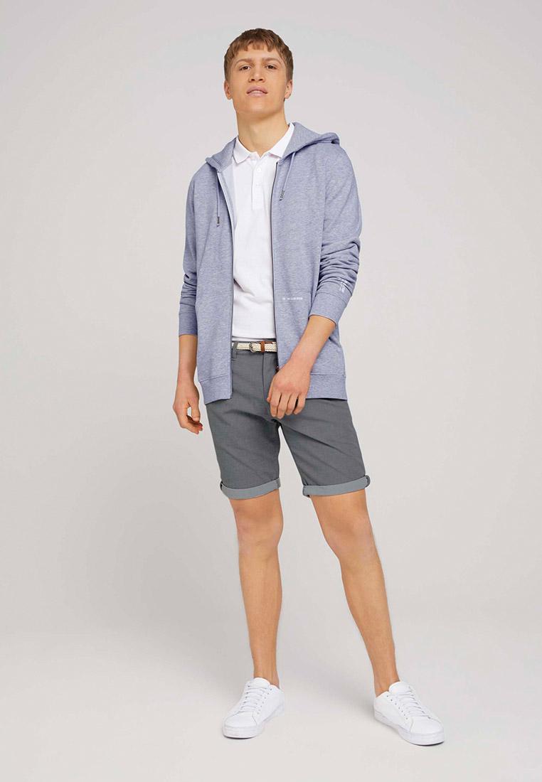Мужские повседневные шорты Tom Tailor Denim 1024576: изображение 3