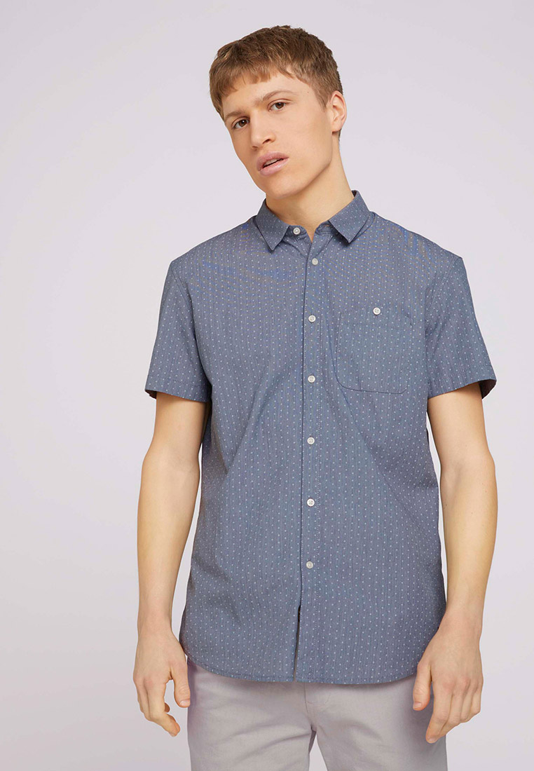 Рубашка с длинным рукавом Tom Tailor Denim 1024718