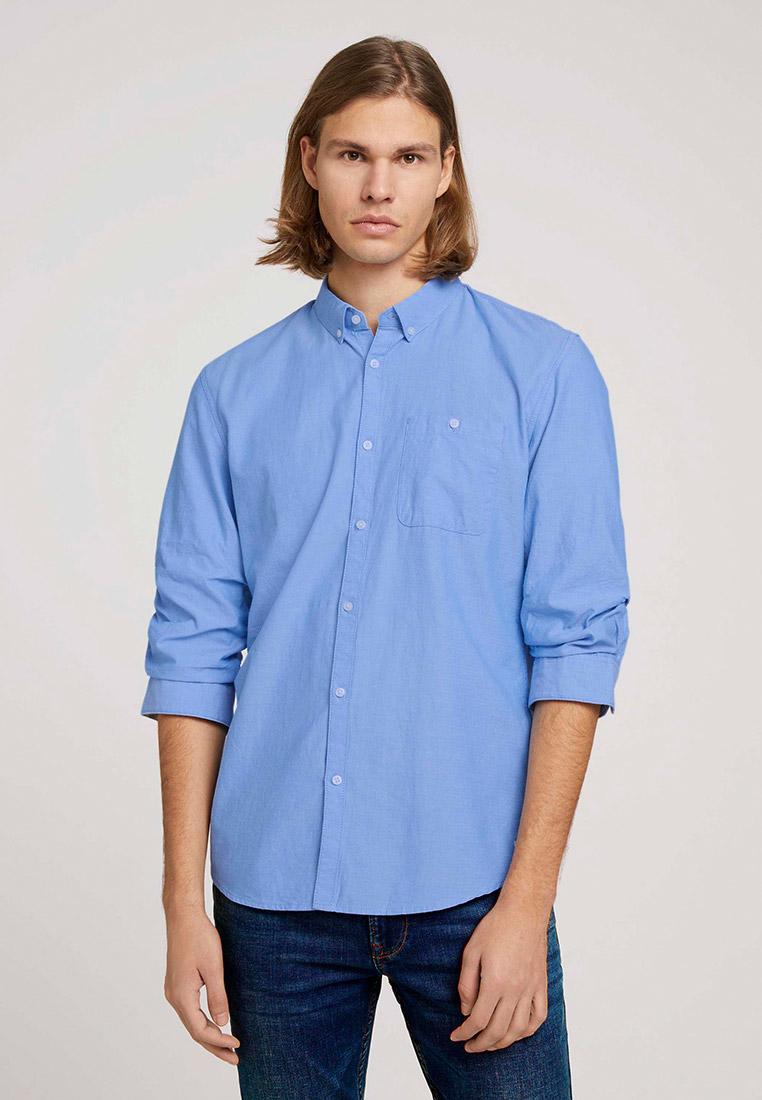 Рубашка с длинным рукавом Tom Tailor Denim 1024719: изображение 1