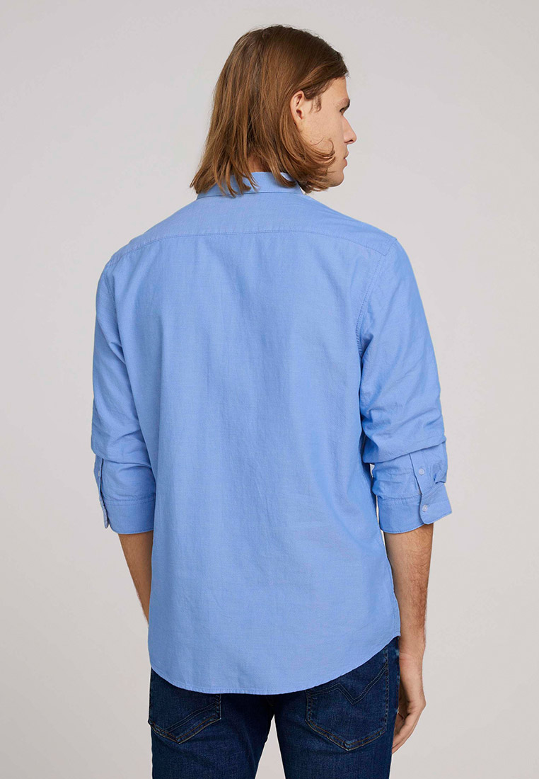 Рубашка с длинным рукавом Tom Tailor Denim 1024719: изображение 2