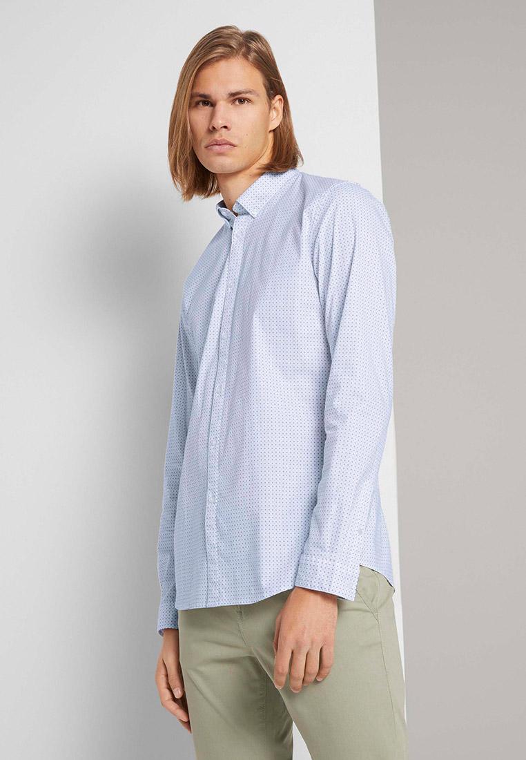 Рубашка с длинным рукавом Tom Tailor Denim 1024395: изображение 1