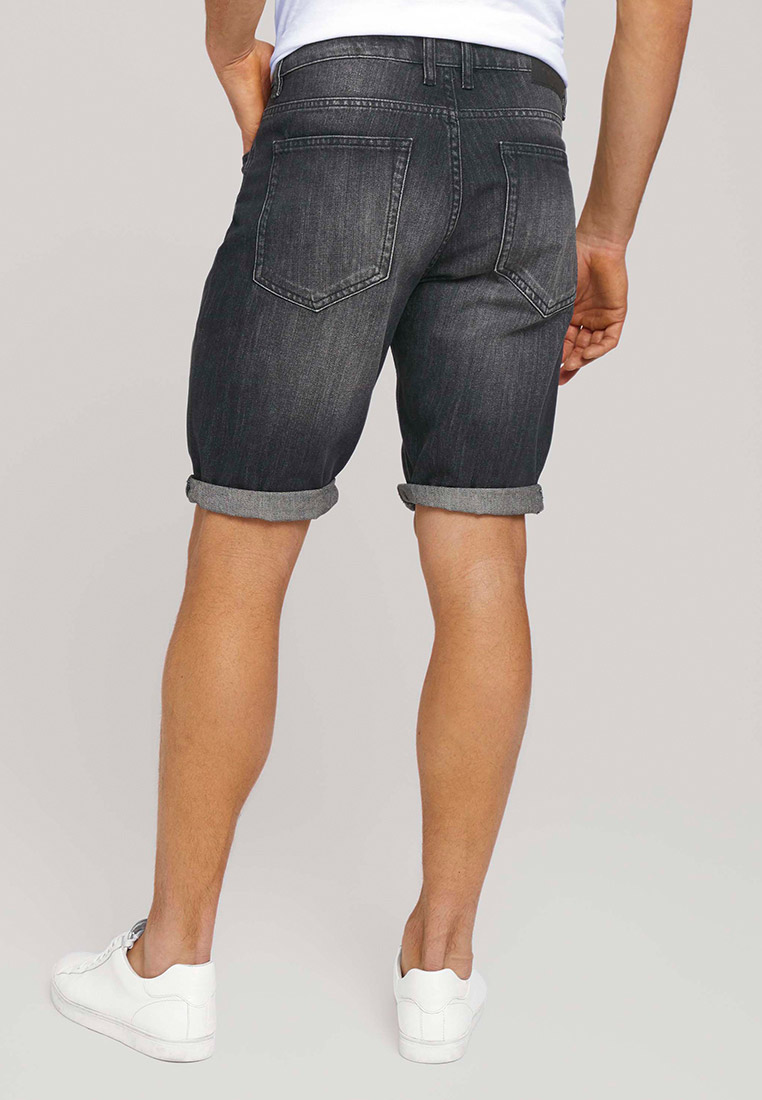 Мужские джинсовые шорты Tom Tailor (Том Тейлор) 1025042: изображение 2