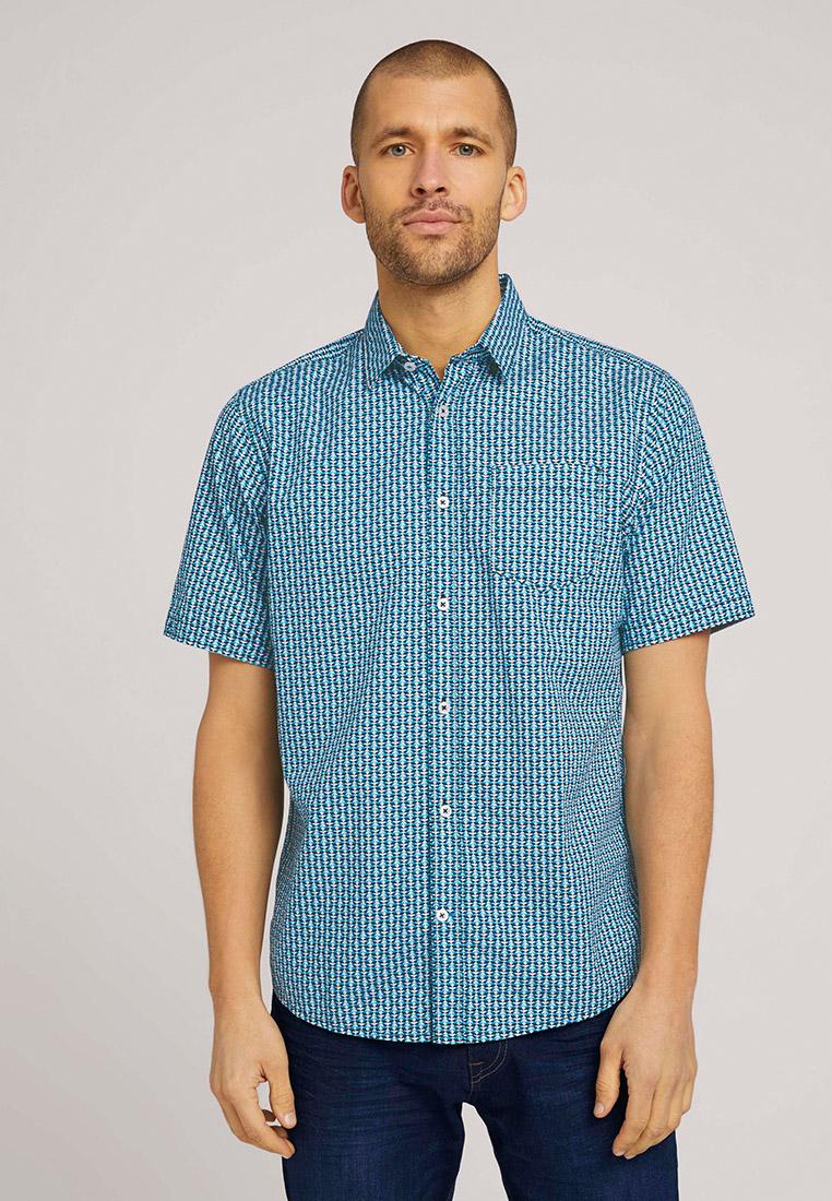 Рубашка с длинным рукавом Tom Tailor (Том Тейлор) 1025216: изображение 1