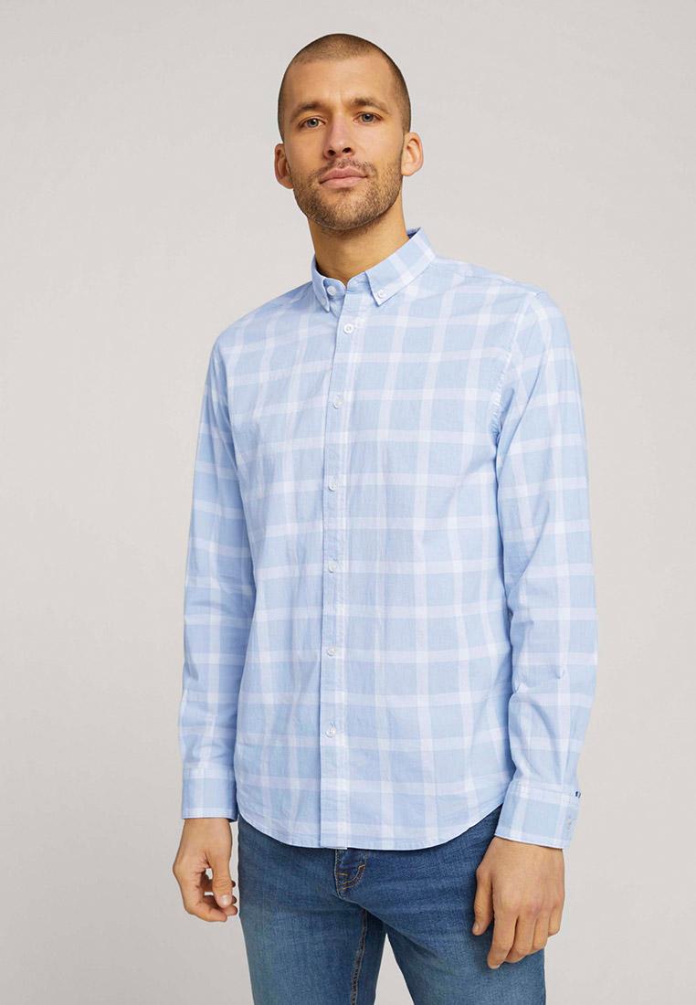 Рубашка с длинным рукавом Tom Tailor (Том Тейлор) 1025217