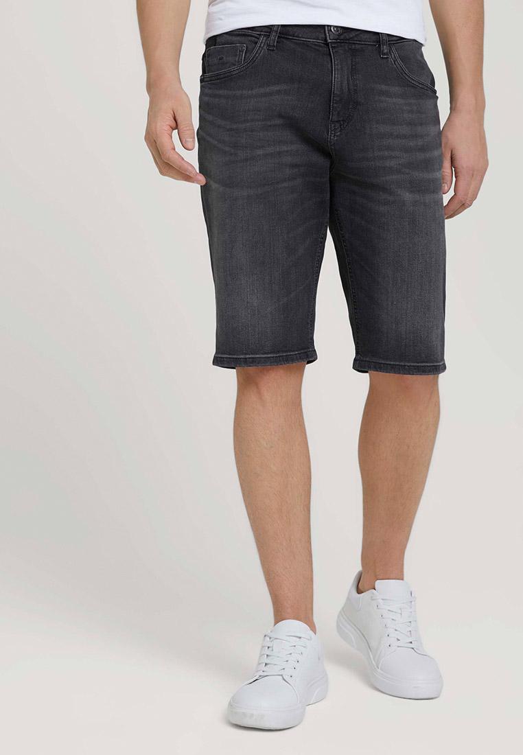 Мужские джинсовые шорты Tom Tailor (Том Тейлор) 1025047: изображение 4