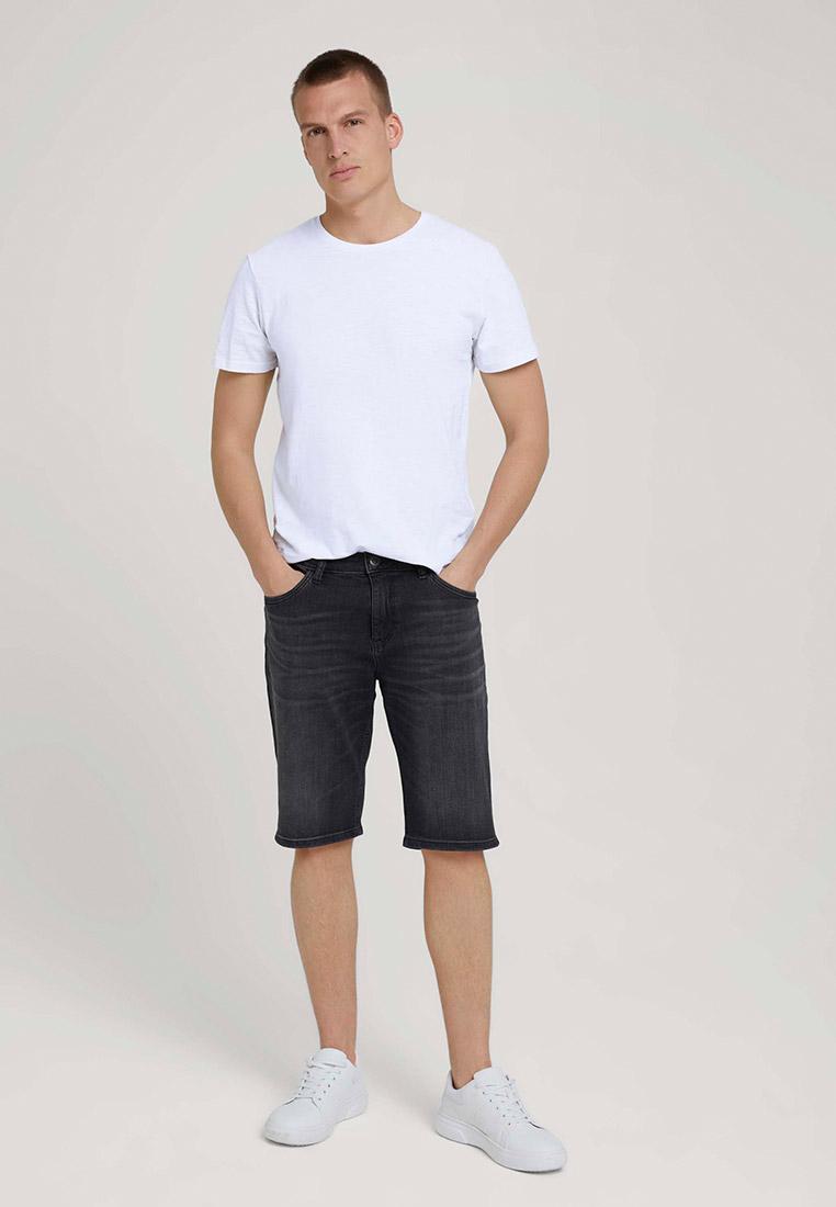 Мужские джинсовые шорты Tom Tailor (Том Тейлор) 1025047: изображение 6