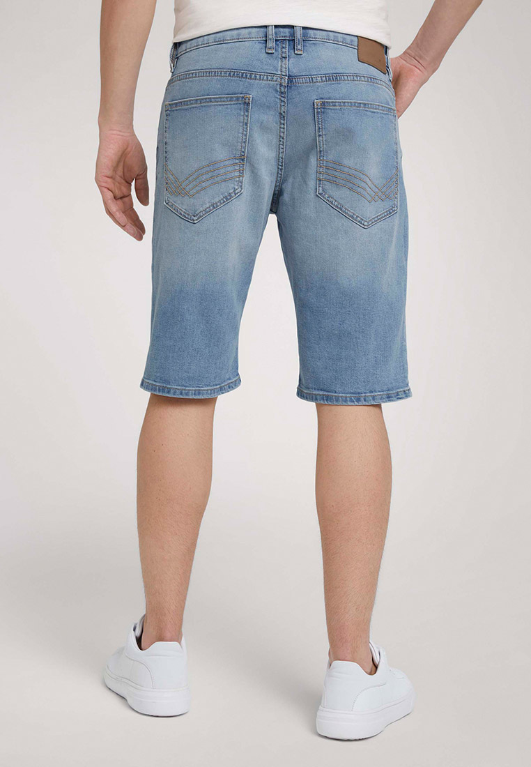Мужские джинсовые шорты Tom Tailor (Том Тейлор) 1025047: изображение 2