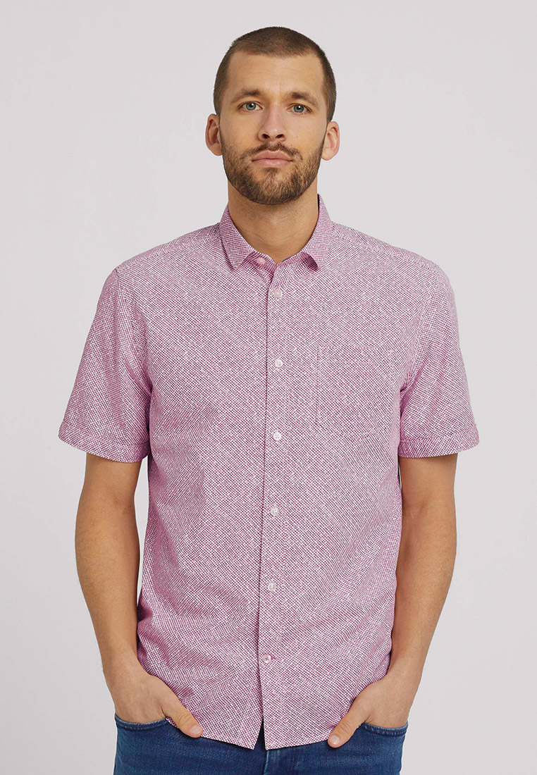 Рубашка с длинным рукавом Tom Tailor (Том Тейлор) 1025972