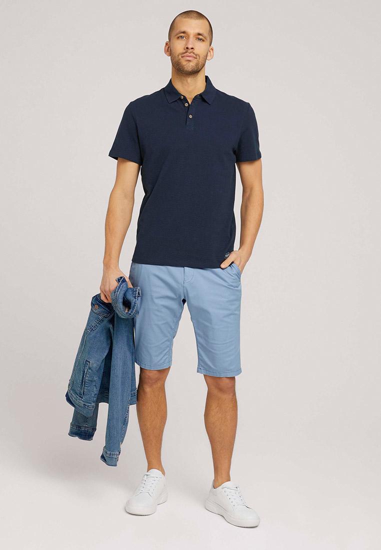 Мужские повседневные шорты Tom Tailor (Том Тейлор) 1025024: изображение 3