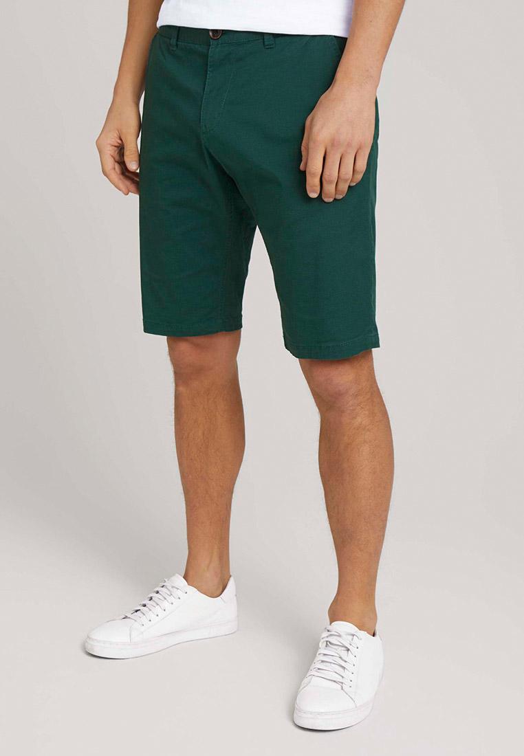 Мужские повседневные шорты Tom Tailor (Том Тейлор) 1025024: изображение 1