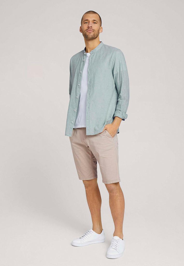 Рубашка с длинным рукавом Tom Tailor (Том Тейлор) 1025213: изображение 3