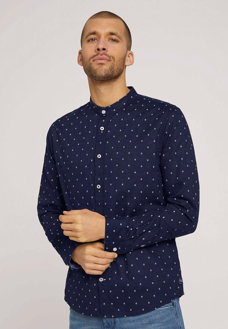 Рубашка с длинным рукавом Tom Tailor (Том Тейлор) 1025213: изображение 1