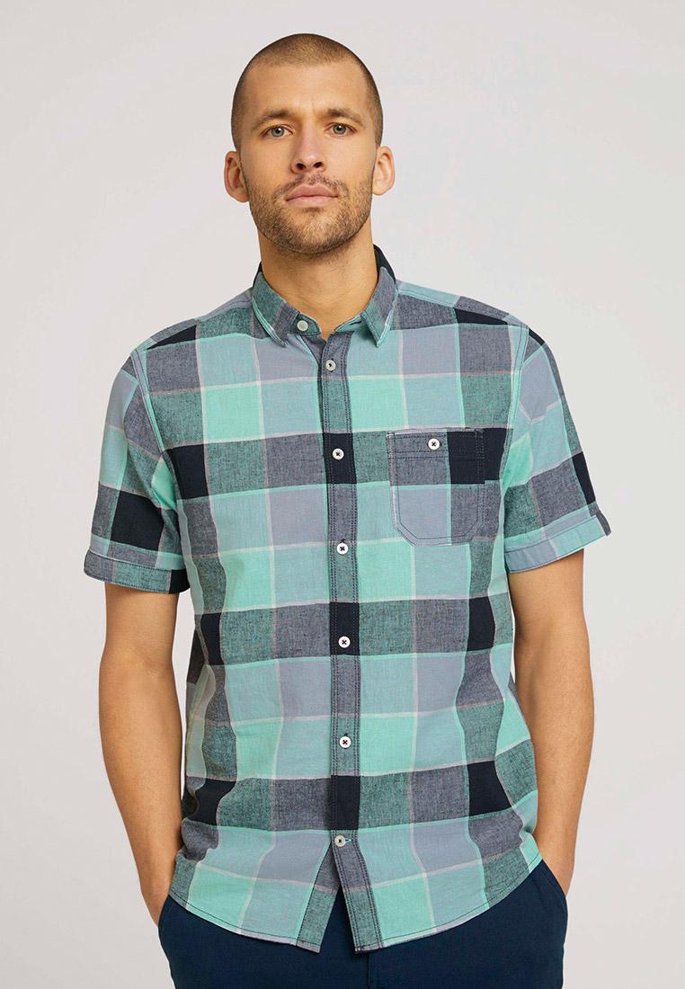 Рубашка с длинным рукавом Tom Tailor (Том Тейлор) 1025215: изображение 1