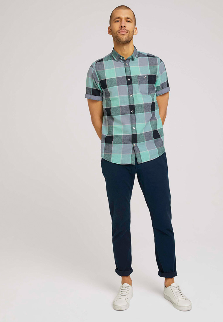 Рубашка с длинным рукавом Tom Tailor (Том Тейлор) 1025215: изображение 3
