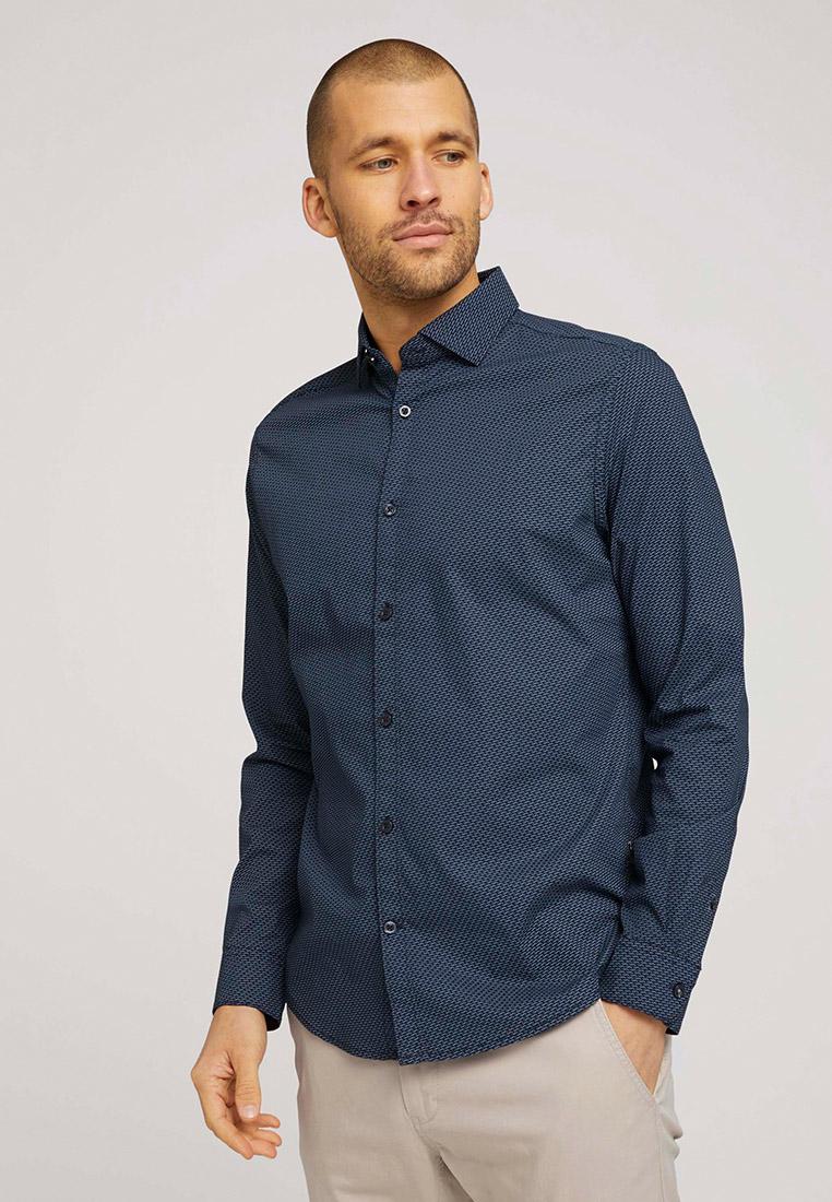 Рубашка с длинным рукавом Tom Tailor (Том Тейлор) 1025219: изображение 1