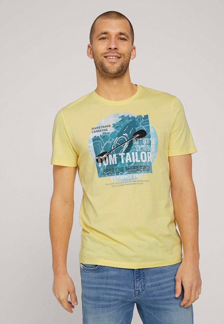 Футболка с коротким рукавом Tom Tailor (Том Тейлор) 1025426