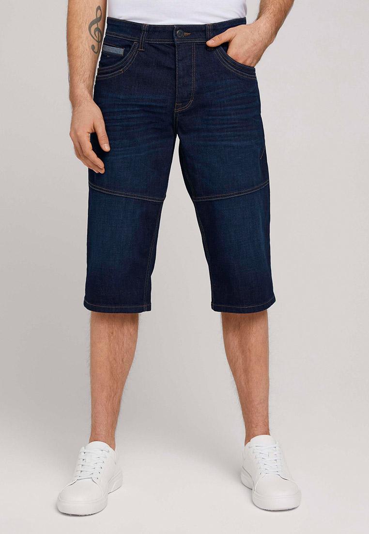 Мужские джинсовые шорты Tom Tailor (Том Тейлор) 1025044: изображение 1
