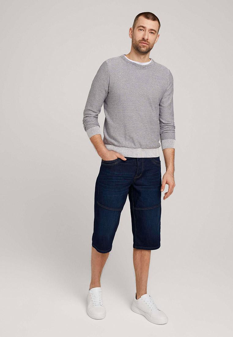 Мужские джинсовые шорты Tom Tailor (Том Тейлор) 1025044: изображение 3