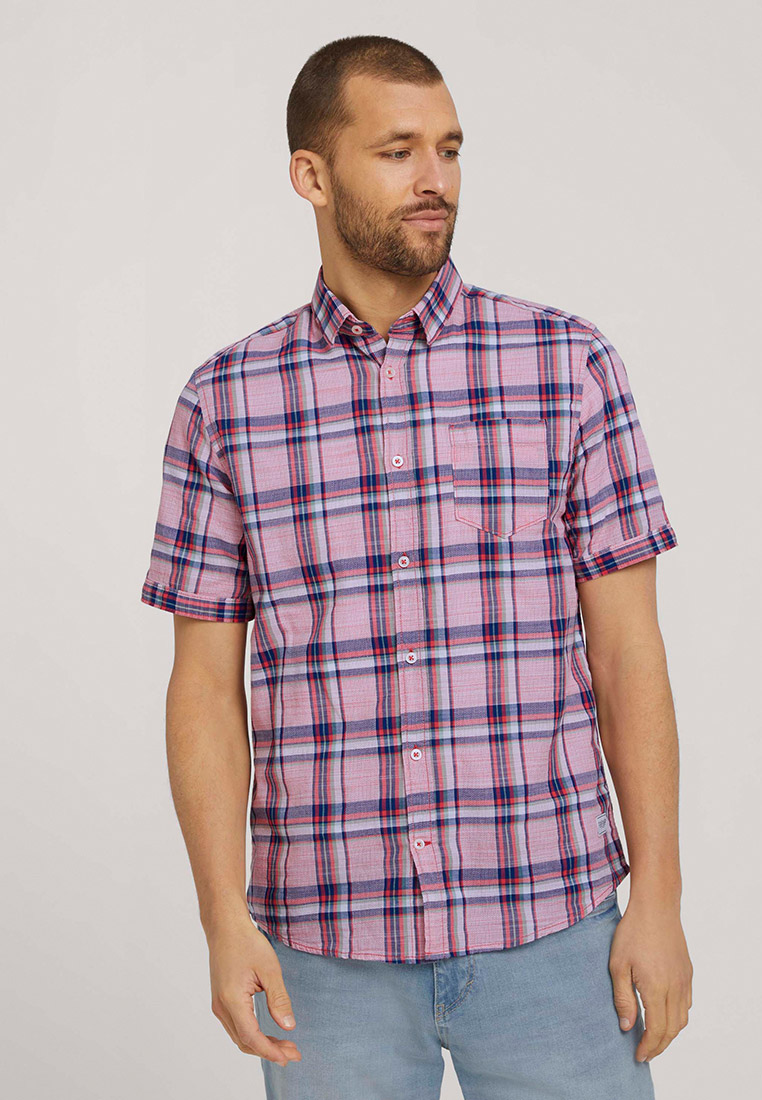 Рубашка с длинным рукавом Tom Tailor (Том Тейлор) 1025960