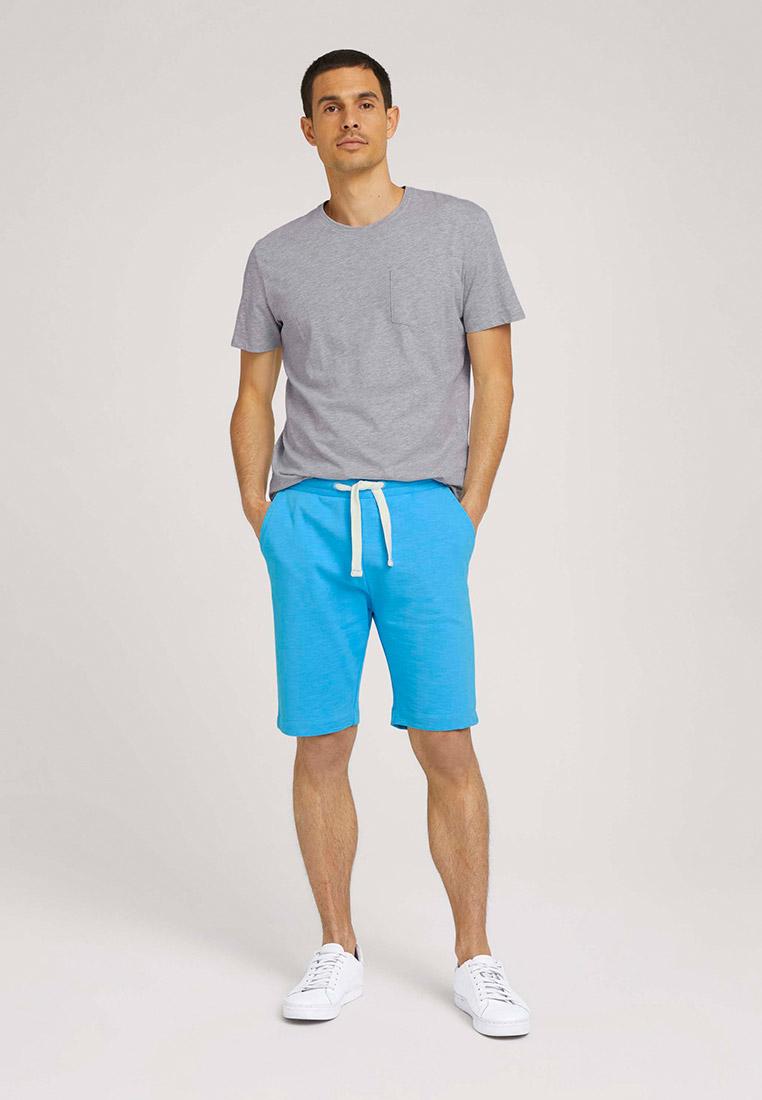 Мужские повседневные шорты Tom Tailor (Том Тейлор) 1026023: изображение 3
