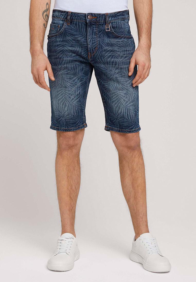 Мужские джинсовые шорты Tom Tailor (Том Тейлор) Шорты джинсовые Tom Tailor
