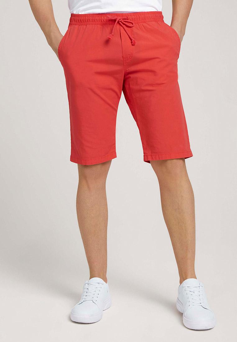 Мужские повседневные шорты Tom Tailor (Том Тейлор) Шорты Tom Tailor
