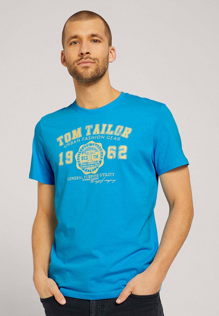 Футболка с коротким рукавом Tom Tailor (Том Тейлор) 1027028
