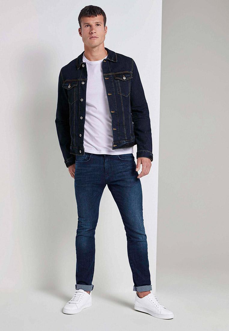 Зауженные джинсы Tom Tailor (Том Тейлор) 1021013: изображение 6