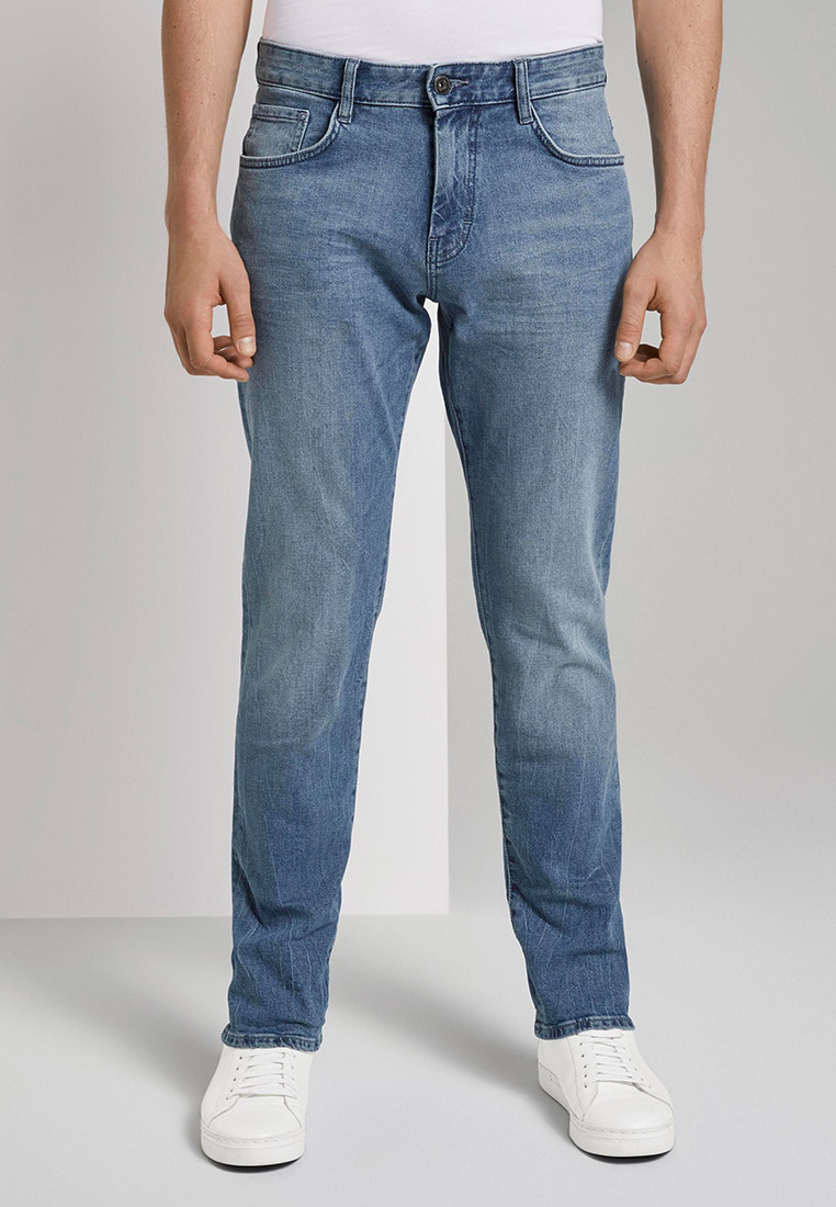 Зауженные джинсы Tom Tailor (Том Тейлор) 1021011: изображение 4