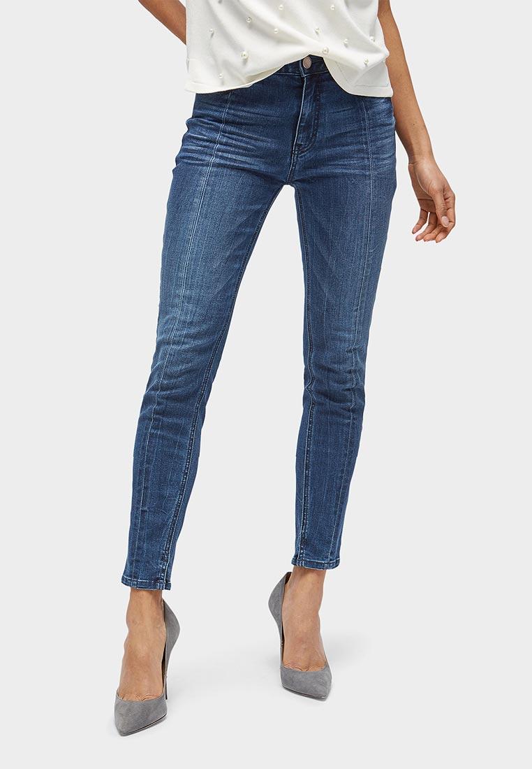 Зауженные джинсы Tom Tailor (Том Тейлор) 6255482.00.70