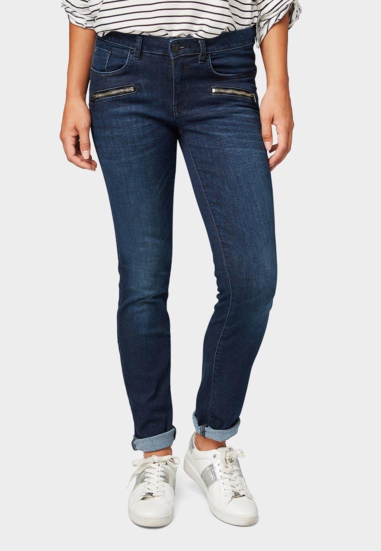 Зауженные джинсы Tom Tailor (Том Тейлор) 6255458.09.70