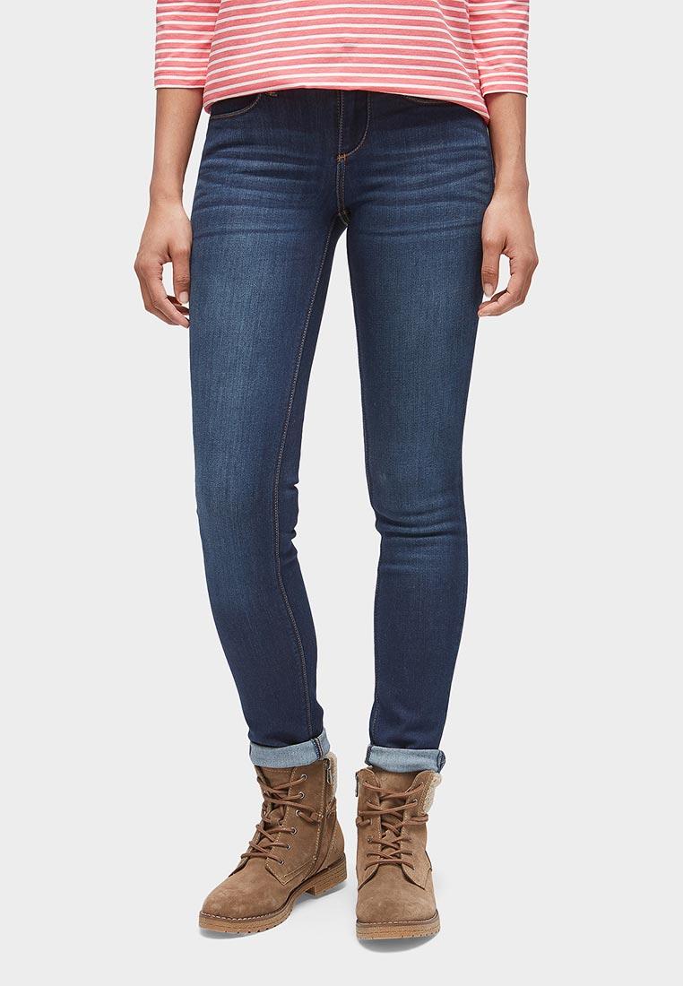 Зауженные джинсы Tom Tailor (Том Тейлор) 6255229.09.70