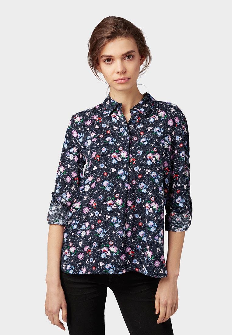 Женские рубашки с длинным рукавом Tom Tailor (Том Тейлор) 1008060